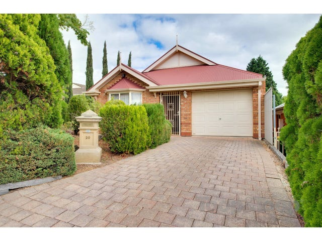 20 Gibson Court, Golden Grove, SA 5125