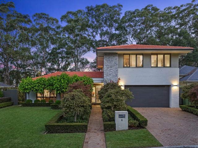 4 Glenwood Close, Wahroonga, NSW 2076
