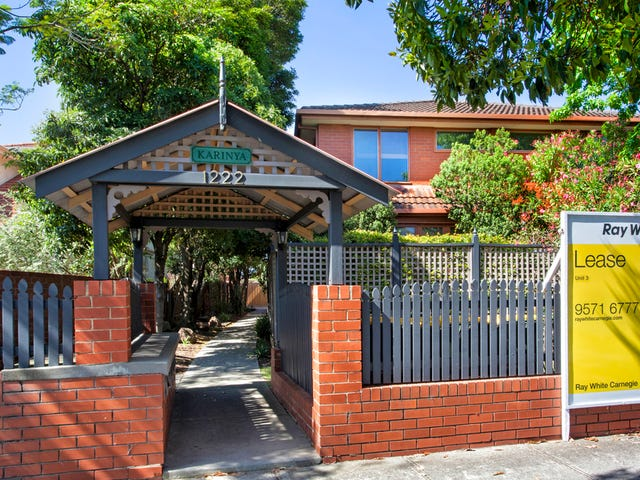 3/1222 Dandenong Road, Murrumbeena, Vic 3163
