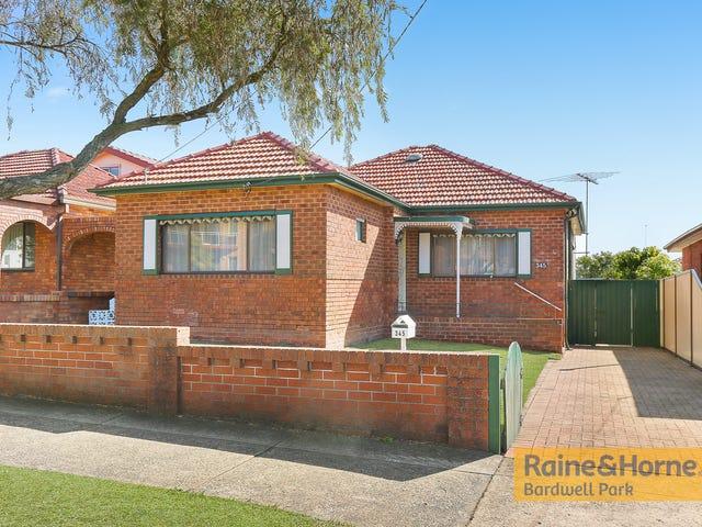 345 WiIlliam Street, Kingsgrove, NSW 2208