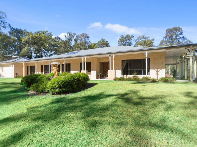132-164 Spring Mountain Drive, New Beith, Qld 4124