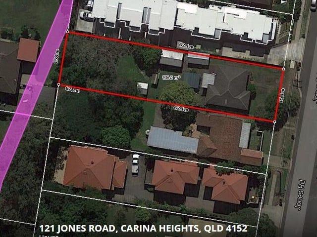 121 Jones Road Road, Carina Heights, Qld 4152
