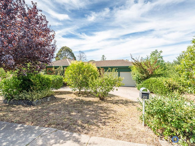 20 Perry Drive, Chapman, ACT 2611