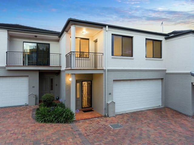 22/4 Hindle Terrace, Bella Vista, NSW 2153