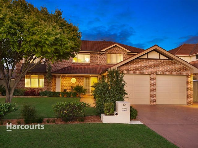 12 Crown Terrace, Bella Vista, NSW 2153