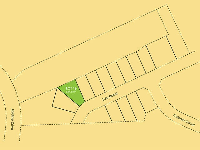 Lot 16, 15 Zulu Road, Edmondson Park, NSW 2174