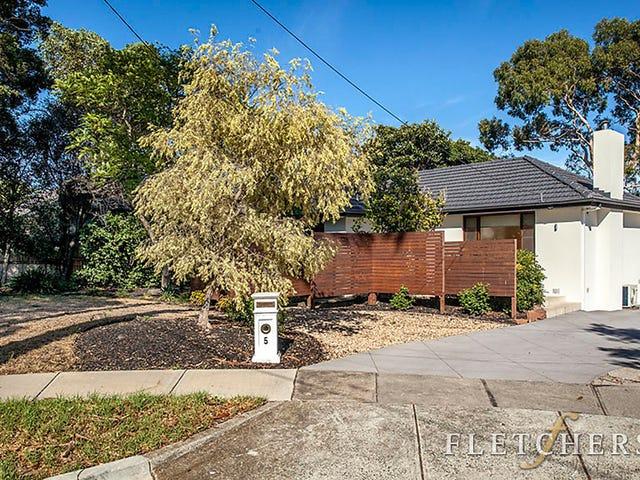 5 Cedar Court, Forest Hill, Vic 3131