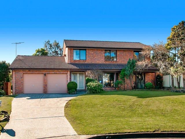 4 Frome Place, Castle Hill, NSW 2154