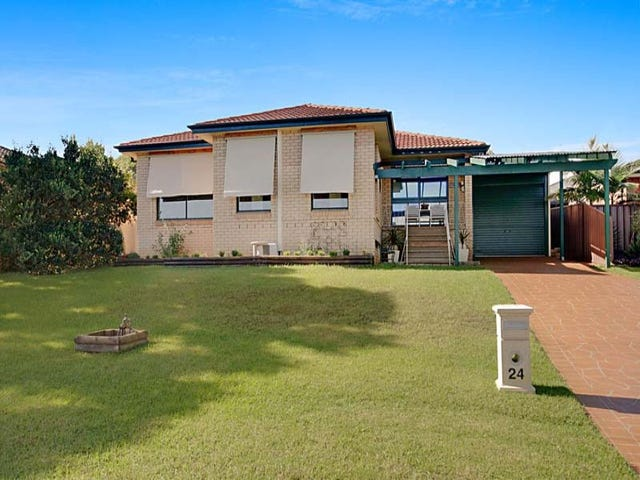 24 Normandy Terrace, Leumeah, NSW 2560