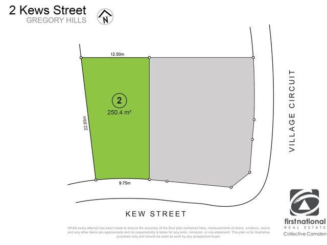 Lot 2 Kew Street, Gregory Hills, NSW 2557