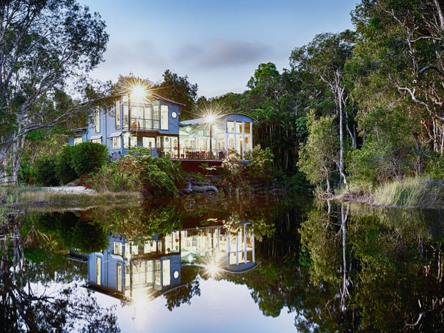 390 Wallaby Track, Noosa North Shore, Qld 4565