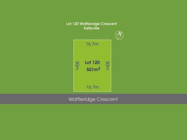 Lot 120, 14 Wattleridge Crescent, Kellyville, NSW 2155