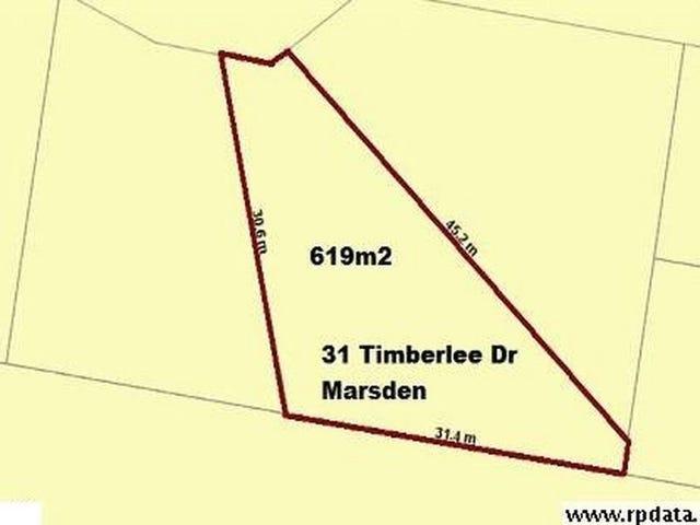 31 Timberlee Drive, Marsden, Qld 4132