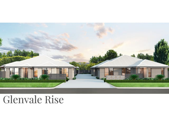 Proposed Units at 653 Greenwattle Street, Glenvale, Qld 4350