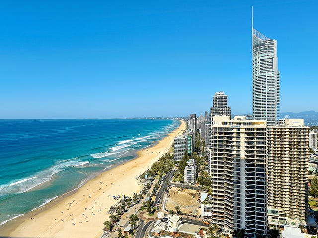2901/8 Peppers Soul The Esplanade, Surfers Paradise, Qld 4217