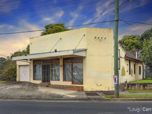 177 Castle Hill Road, Castle Hill, NSW 2154