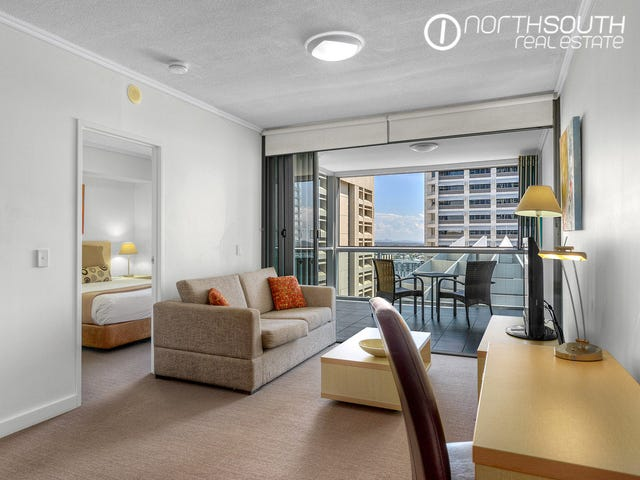 2805/108 Albert Street, Brisbane City, Qld 4000