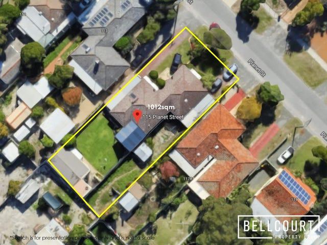 115 & 115a Planet Street, Carlisle, WA 6101