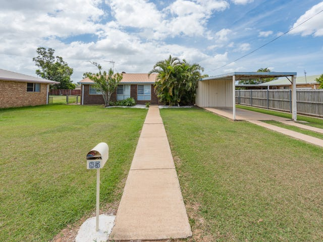 85 McCarthy Street, Avenell Heights, Qld 4670