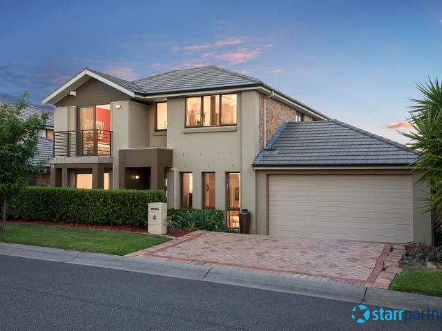 4 Skipton Way, Stanhope Gardens, NSW 2768
