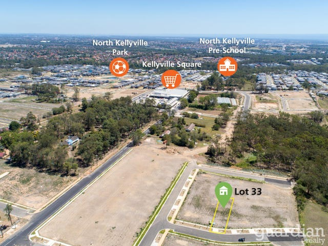 Lot 33/3 Withers Road, Kellyville, NSW 2155