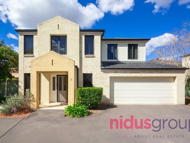3/31 Blenheim Ave, Rooty Hill, NSW 2766