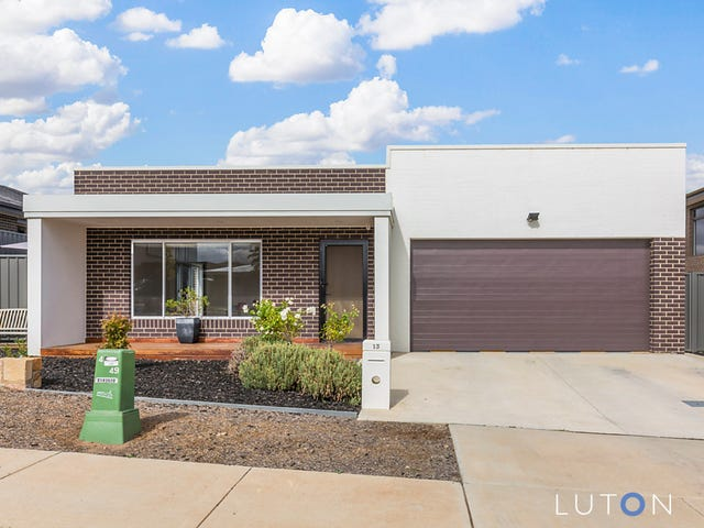 13 Kilgariff Street, Coombs, ACT 2611