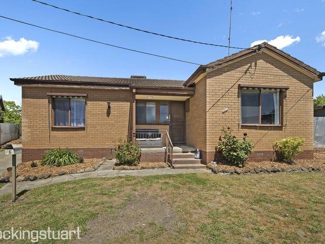 6 Kingsley Court, Ballarat East, Vic 3350