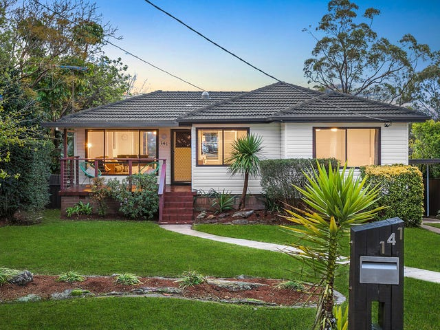 141 Cooriengah Heights Road, Engadine, NSW 2233