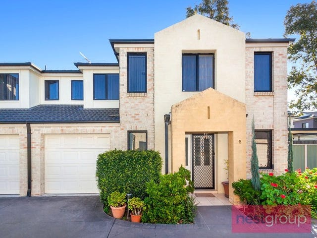 8/31 Blenheim Avenue, Rooty Hill, NSW 2766