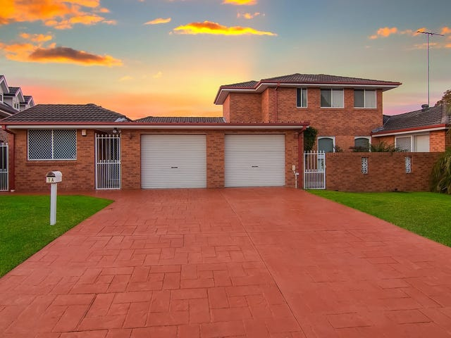 1 Chrisalex Place, St Clair, NSW 2759