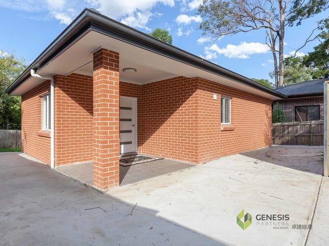 Granny Fla/12 New Line Road, West Pennant Hills, NSW 2125