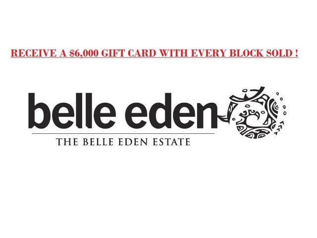 Belle Eden Estate, Ashfield, Qld 4670