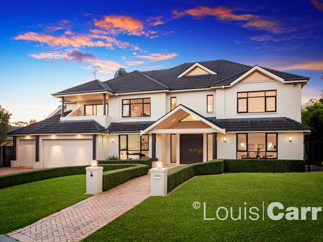 4 Gemeren Grove, West Pennant Hills, NSW 2125