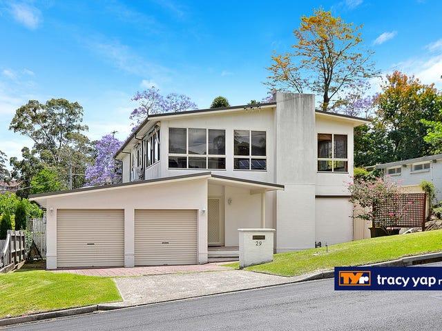 29 Telfer Road, Castle Hill, NSW 2154