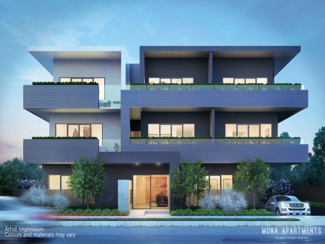 8/690 Barkly Street - Mona Apartments, West Footscray, Vic 3012