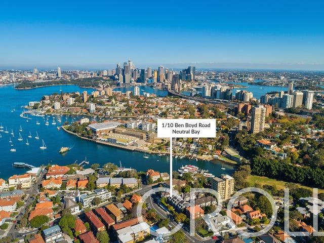 1/10-12 Ben Boyd Road, Neutral Bay, NSW 2089