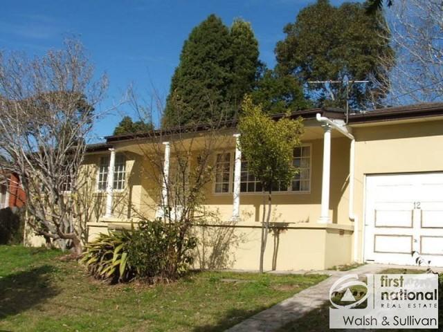 12 Baldwin Avenue, Winston Hills, NSW 2153