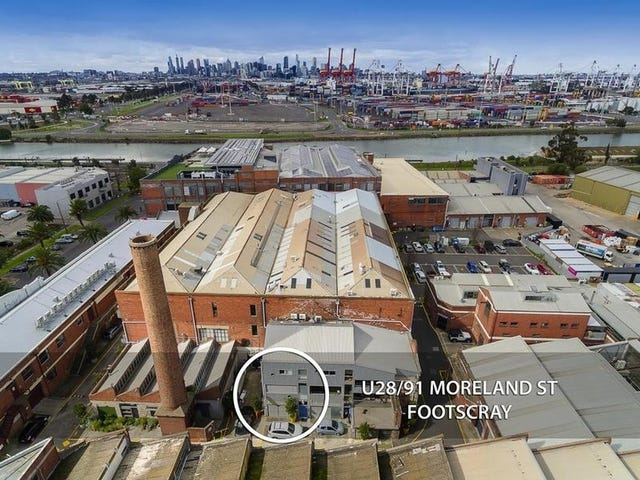 28/91 Moreland St, Footscray, Vic 3011