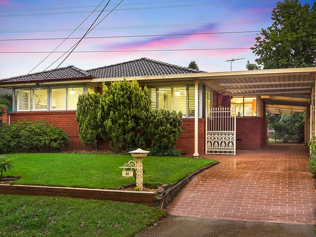 41 Goodacre Avenue, Winston Hills, NSW 2153