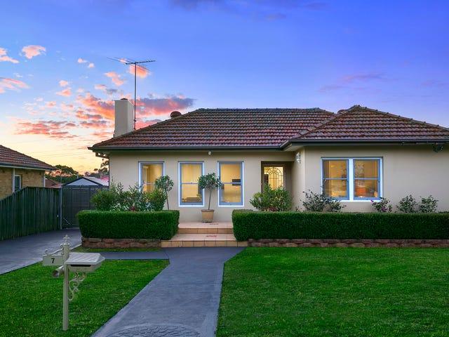 7 Rawton Avenue, Northmead, NSW 2152