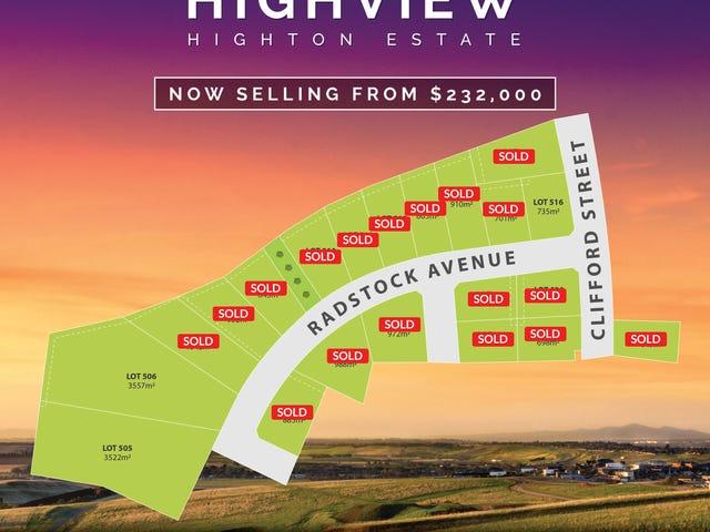 Stage 36 Highview Estate, Highton, Vic 3216