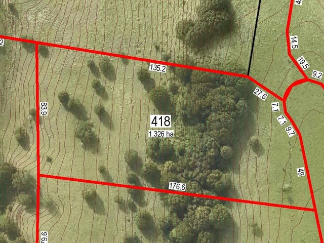 Lot 418 Cameron Park, McLeans Ridges, NSW 2480