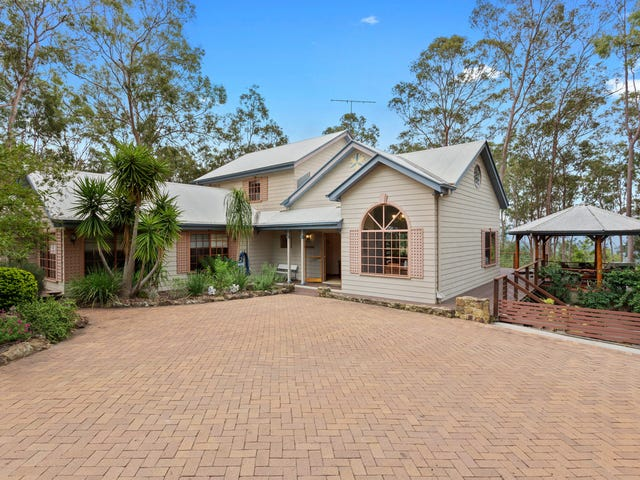 211 Silver Pinch Road, Silver Ridge, Qld 4352