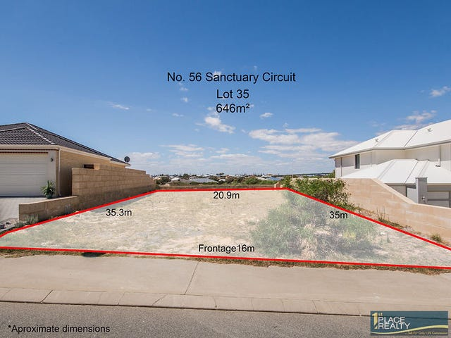 56 Sanctuary Circuit, Dawesville, WA 6211