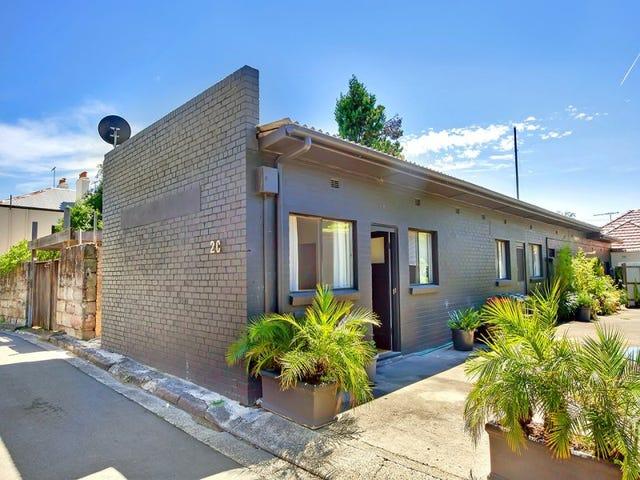 1/2C Waite Ave, Balmain East, NSW 2041