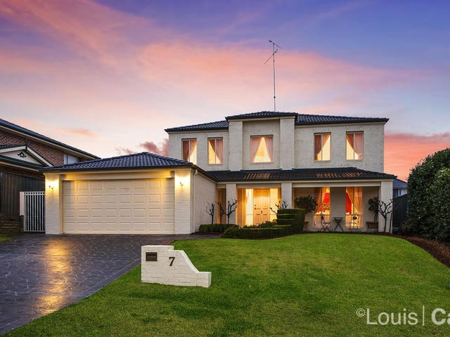 7 Carberry Court, Kellyville, NSW 2155