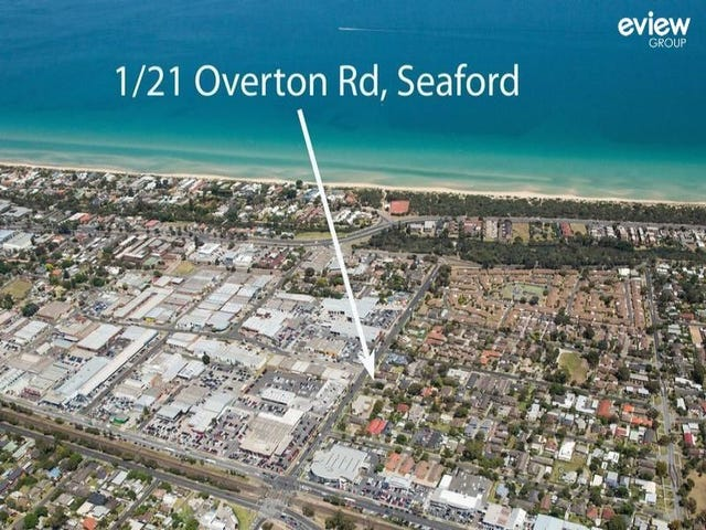 1/21 Overton Road, Seaford, Vic 3198
