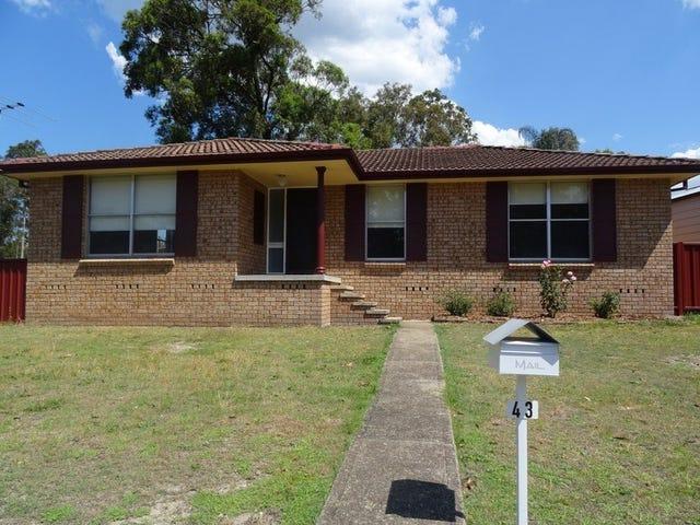 43 Evelyn Crescent, Thornton, NSW 2322
