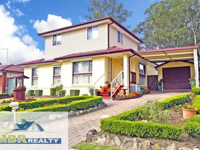10 Sherringham Road, Cranebrook, NSW 2749